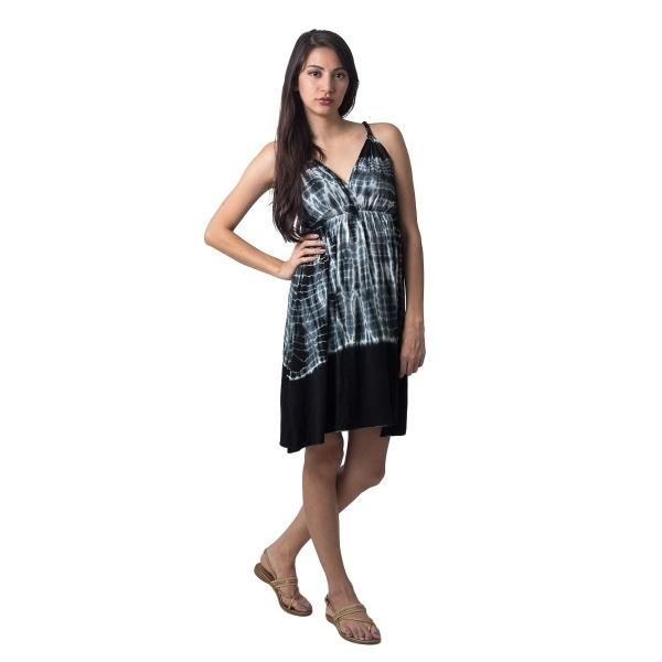 Krátké šaty a tuniky  ŠATY BIBIANA ČERNÉ 9f36ea76df