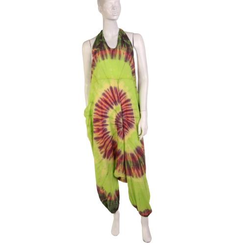 a7f75a750d8 Velký výprodej oblečení  LACLÁČE BATIK ZELENÉ